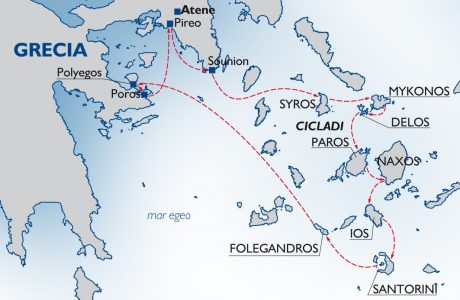 veliero grecia