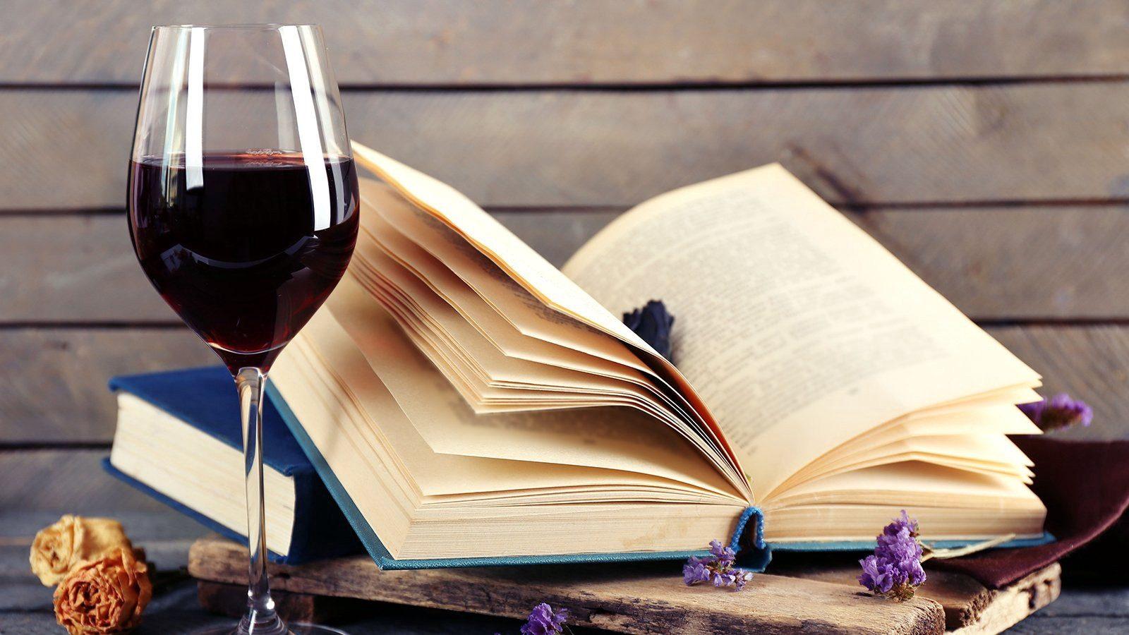 cocktail e lettura