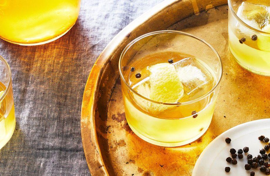 vodka e limoncello cocktail